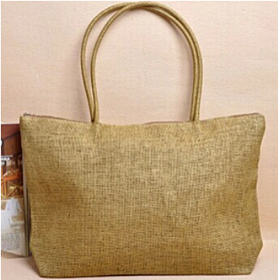 candy color straw wheat beach bags sac a main summer large shoulder tote handbags for women - Sac A Main Color